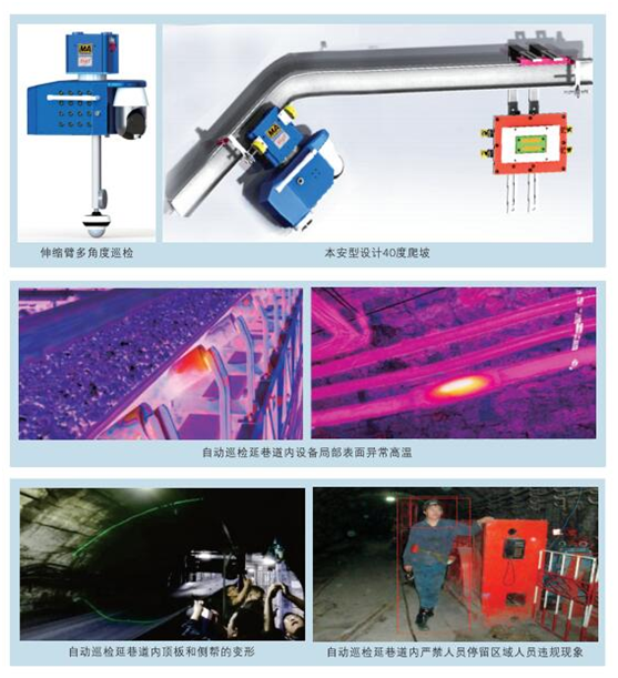 矿用井下泵房智能巡检机器人实现功能.png